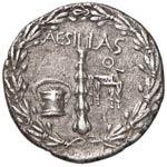 MACEDONIA Aesillas, questore (95-70 a.C.) ...