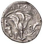 CARIA Rodi Dramma (304-189 a.C.) - Testa del ...