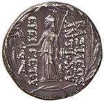 SIRIA Antioco VII (138-129 a.C.) Tetradramma ...