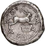 SICILIA Messina - Tetradramma (478-476 a.C.) ...
