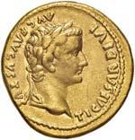 Tiberio (14-37) Aureo - ...