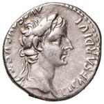 Tiberio (14-37) Denario ...