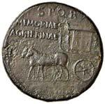 Agrippina (madre di Caligola) Sesterzio - ...