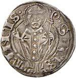 CHIETI Autonome (1459-1463) Doppio bolognino ...