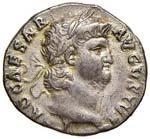 Nerone (54-68) Denario - ...