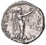 Vespasiano (69-79) Denario (Efeso) Testa ...