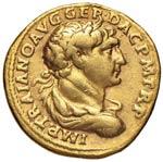 Traiano (98-117) Aureo - ...