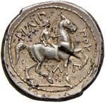 MACEDONIA Filippo II (359-336 a.C.) ...