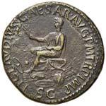 Nerone Druso (padre di Claudio) Sesterzio - ...
