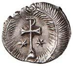 BISANZIO Giustiniano I (527-565) Mezza ...