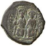 BISANZIO Giustino II ...