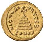 BISANZIO Tiberio II (578-582) Solido - Busto ...