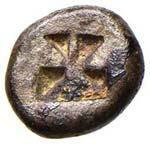 ATTICA Egina  Obolo (510-450 a.C.) Tartaruga ...