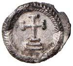 BISANZIO Maurizio Tiberio (582-602) Quarto ...