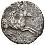 CORINTIA Corinto  Statere (intorno al 450 ...