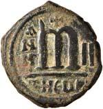 BISANZIO Focas (602-610) Follis (Antiochia) ...