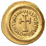 Eraclio (610-641) Tremisse (Ravenna) Busto ...