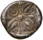IONIA Mileto - Dodicesimo di statere - Testa ...