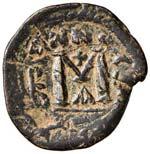 BISANZIO Eraclio (610-641) Follis - ...