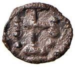 BISANZIO Costante II (641-668) Quarto di ...