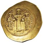 BISANZIO Romano IV (1068-1071) Histamenon ...