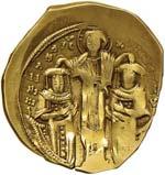 BISANZIO Andronico II e Michele IX ...