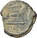 REPUBBLICA ROMANA Sesto Pompeo (+ 35 a.C.) ...