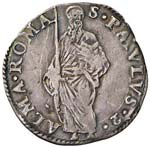 Paolo III (1534-1549) Paolo - Munt. 54 AG (g ...
