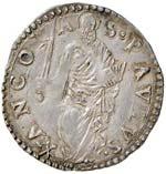 Paolo IV (1555-1559) Ancona - Giulio - Munt. ...