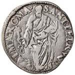 Pio IV (1559-1565) Giulio - Munt. 17 AG (g ...