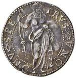 Gregorio XIII (1572-1585) Ancona - Testone ...
