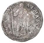 Paolo V (1605-1621) Grosso 1615 A. XI - AG ...