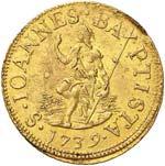 FIRENZE Francesco II (1737-1765) Zecchino ...