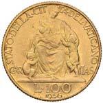 Pio XII (1939-1958) 100 Lire 1946 A. VIII - ...