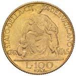 Pio XII (1939-1958) 100 Lire 1947 A. IX - ...