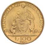 Pio XII (1939-1958) 100 Lire 1948 A. X - ...