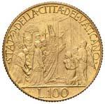 Pio XII (1939-1958) 100 Lire 1950 Giubileo - ...