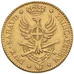 Vittorio Amedeo III (1773-1796) Doppia 1787 ...