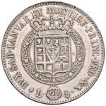 Vittorio Emanuele I (1814-1821) 5 Lire 1820 ...