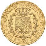 Carlo Felice (1821-1831) 80 Lire 1825 G - ...