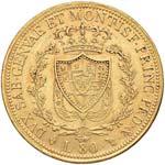 Carlo Felice (1821-1831) 80 Lire 1826 T - ...