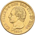 Carlo Felice (1821-1831) ...