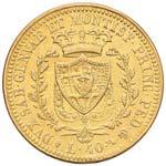 Carlo Felice (1821-1831) 40 Lire 1822 T - ...