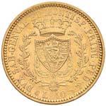 Carlo Felice (1821-1831) 40 Lire 1831 T (P) ...