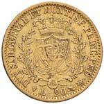 Carlo Felice (1821-1831) 20 Lire 1826 T - ...