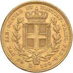 Carlo Alberto (1831-1849) 100 Lire 1832 G - ...