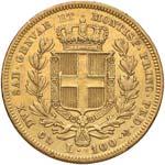 Carlo Alberto (1831-1849) 100 Lire 1834 G - ...