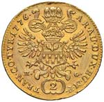 AUSTRIA Maria Teresa (1740-1780) 2 Ducati ...