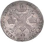 AUSTRIA Giuseppe II (1780-1790) Mezzo ...