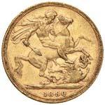 AUSTRALIA Sterlina 1890 M - Fr. 20 AU (g ...